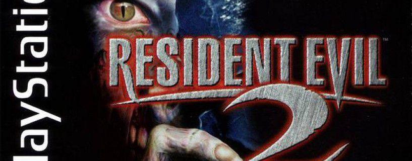 Resident Evil 2 Leon Senaryo 2