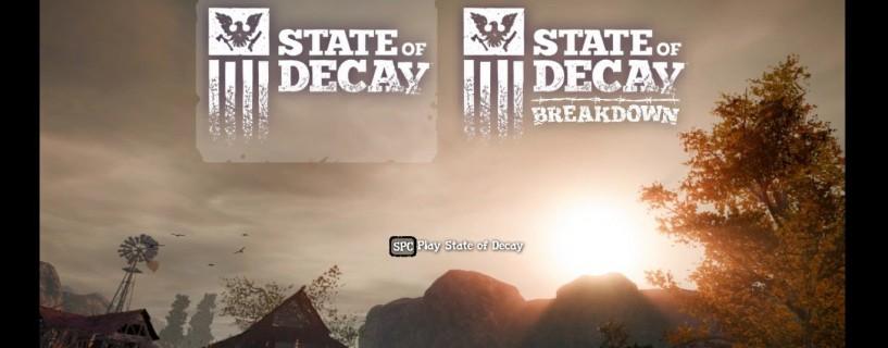 State Of Decay Tam Çözüm