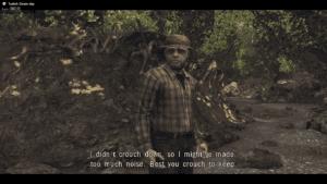 Bizden yardım isteyecek olan arkadaşımız Buck.