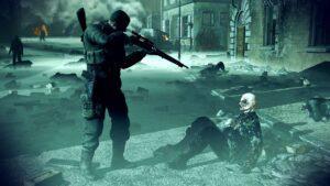 Oyunda zombilere asla acımayın!