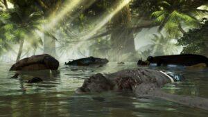 Nehir oyunun büyük bir bölümünde alışık olmanız gereken bir yer.