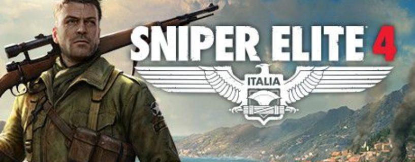 Sniper Elite 4 – İnceleme