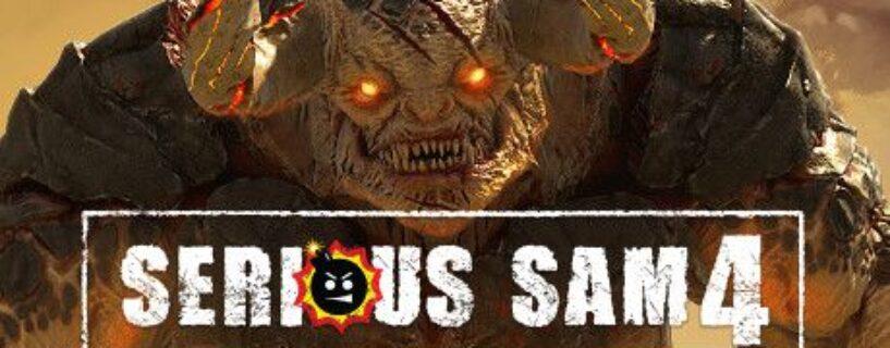 Serious Sam 4 – İnceleme